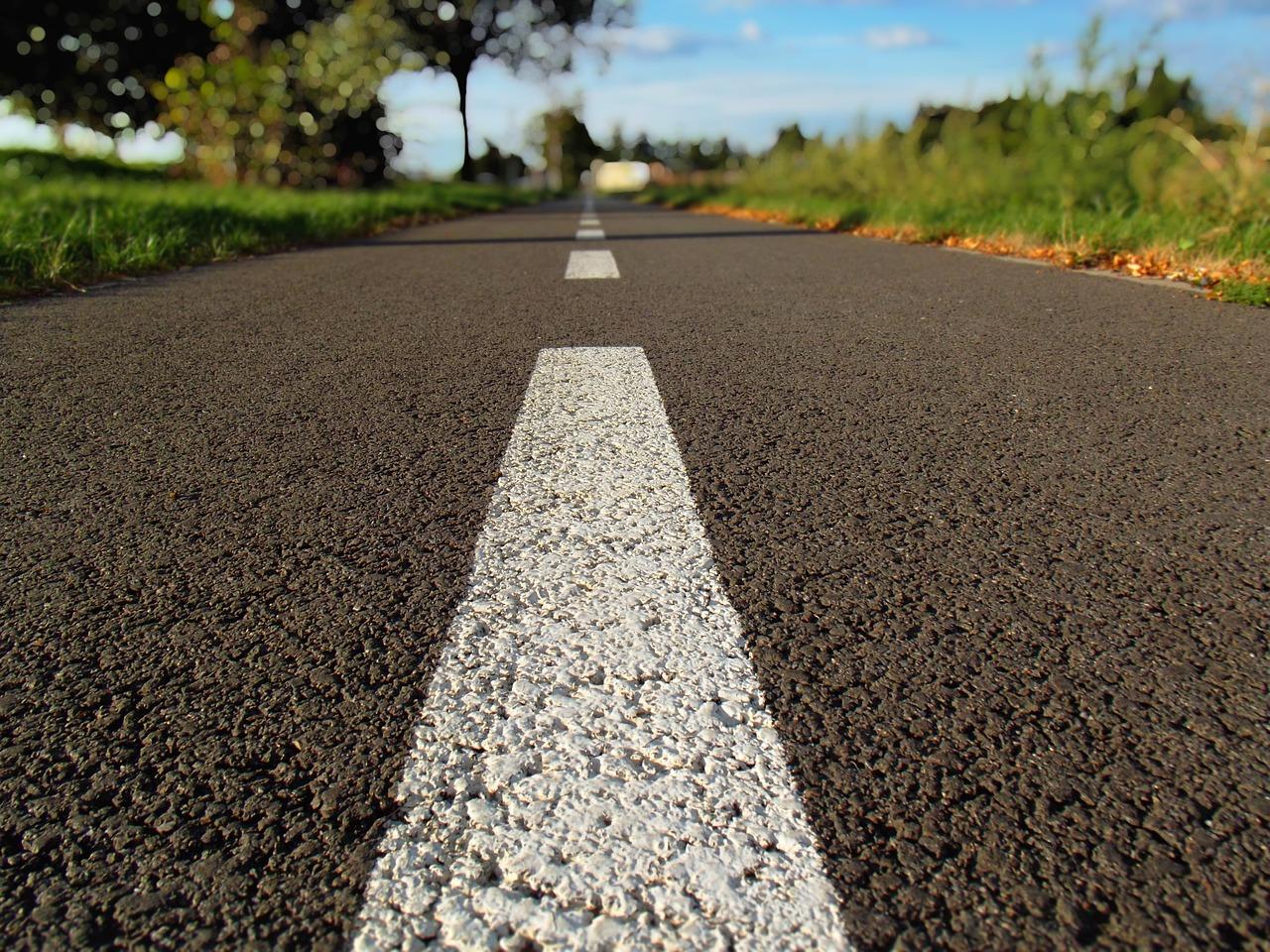 дорожное покрытие асфальт