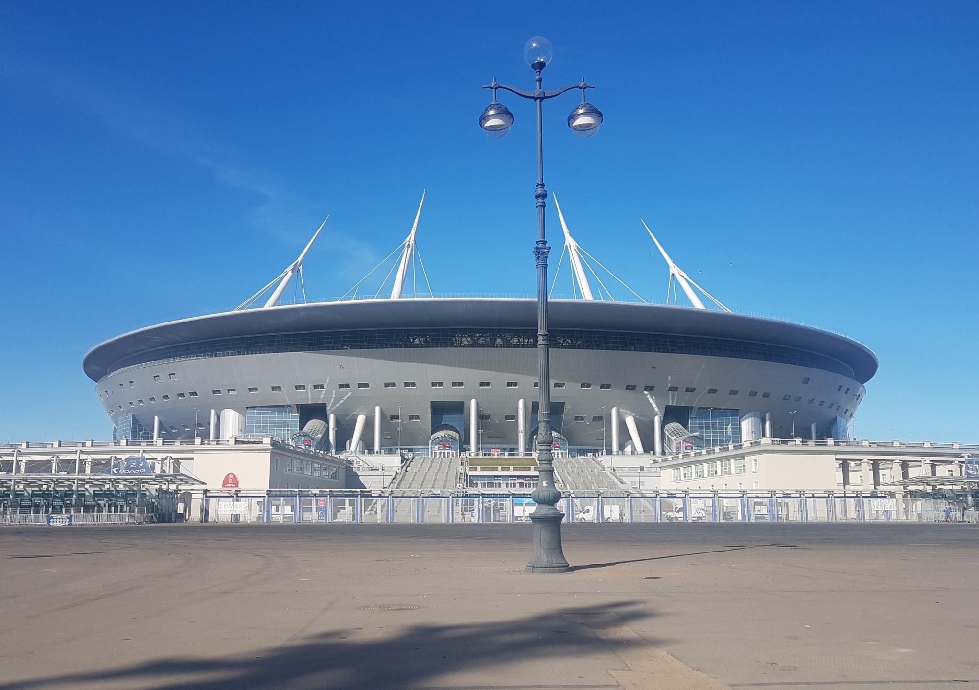 этом случае крестовский стадион фото сейчас свой него