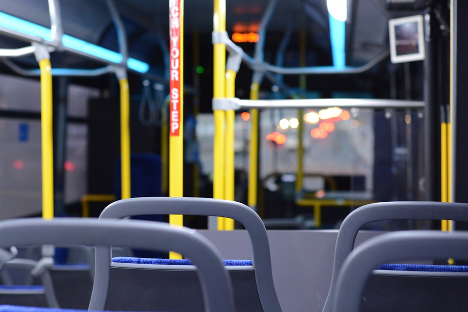 На «Нарве» пассажирский автобус сбил мужчину