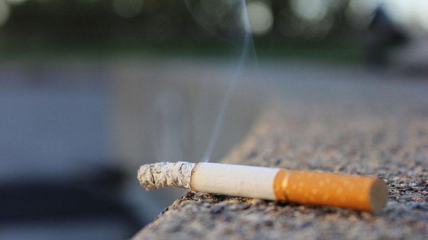 thesis smoking paper