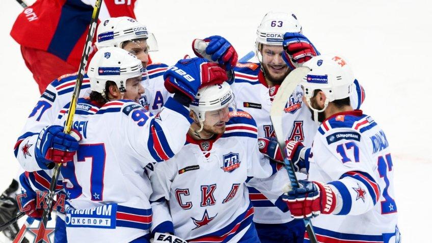 Тренер СКА Знарок остался недоволен игрой команды противХК «Сочи»