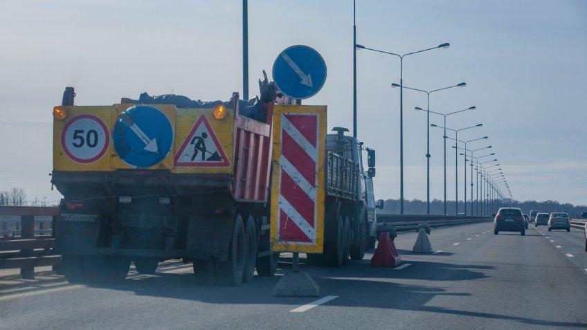 ВПетербурге вводятся ограничения движения в 2-х районах