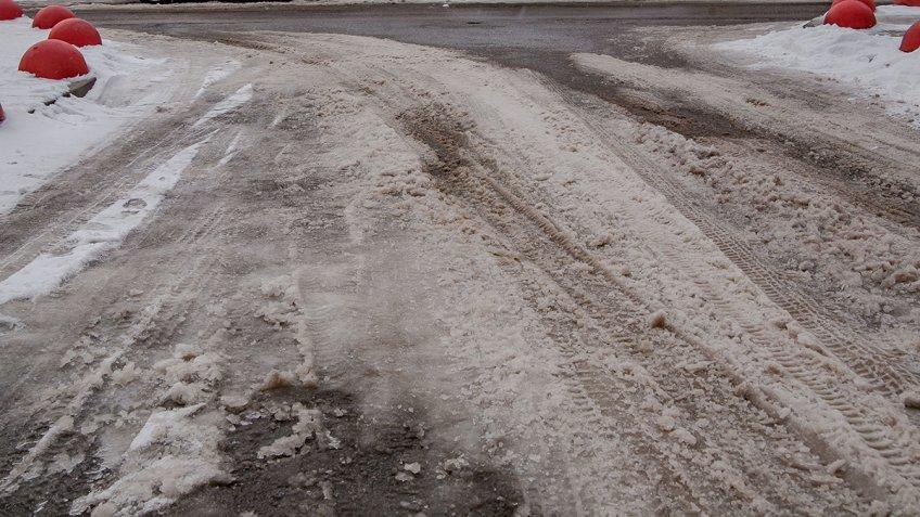 Ввоскресенье синоптики обещают петербуржцам снег сдождем