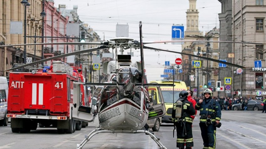 ФСБ поведало ороли Telegram вподготовке терактов