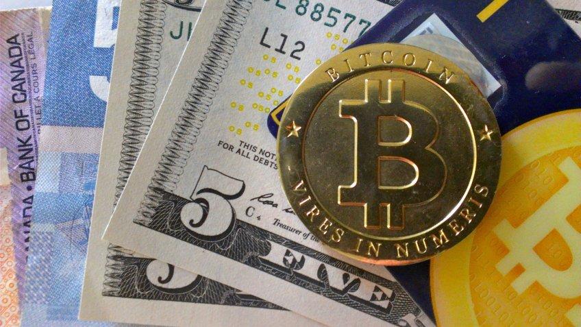 Курс Bitcoin впервый раз превысил $6000