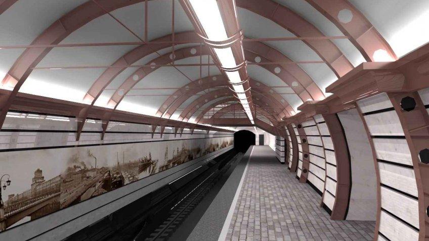 Три станции Фрунзенского радиуса могут сдать кначалу весны будущего года