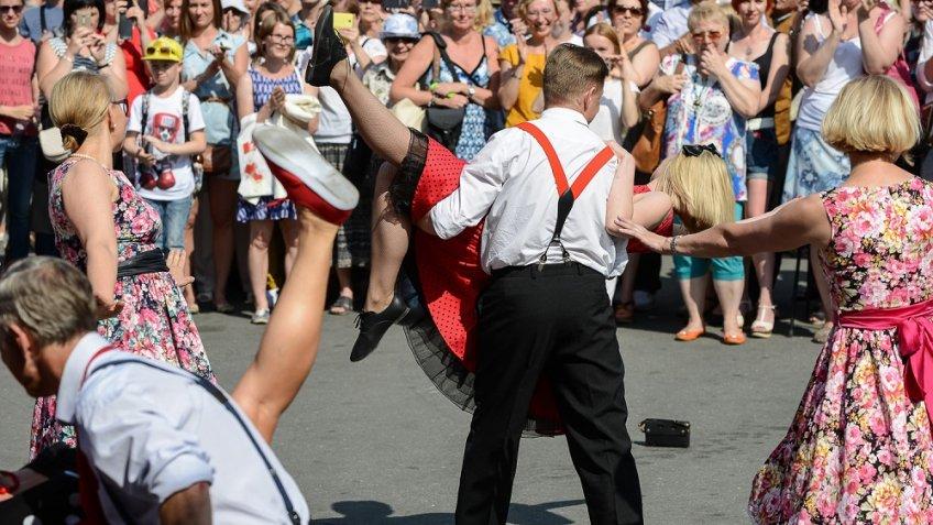 Наплощади Островского пройдет джаз-фестиваль