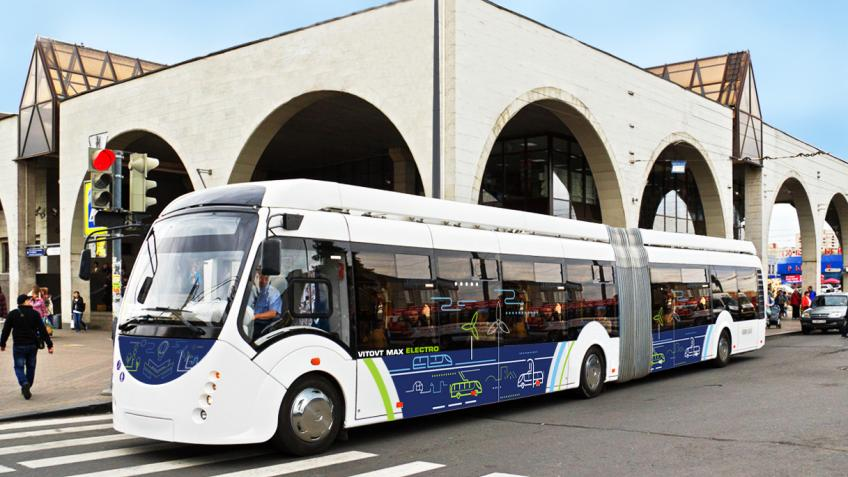 Электробусы выйдут на очередной маршрут вПетербурге