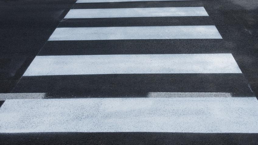 ВСанкт-Петерубрге шофёр иномарки наехал на 3-х пешеходов