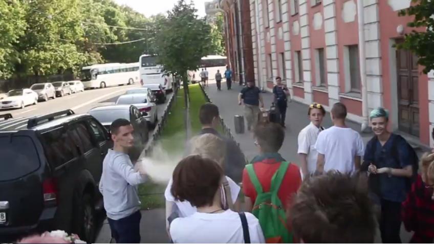 Власти Санкт-Петербурга неразрешили проводить ЛГБТ-парад