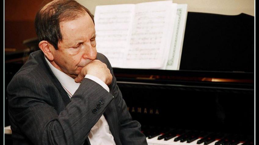 Сюбилеем: Медведев поздравил композитора Слонимского с85-летием