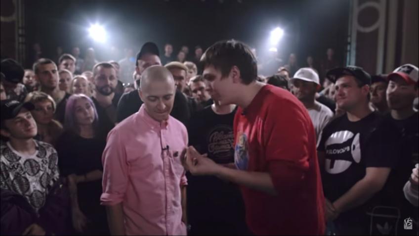 Рэп-баттл Гнойного иOxxxymiron набрал неменее 3-х млн просмотров заночь