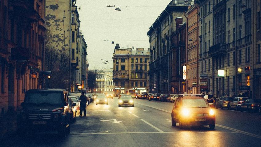 ВПетербурге с16сентября перекроют сразу несколько улиц