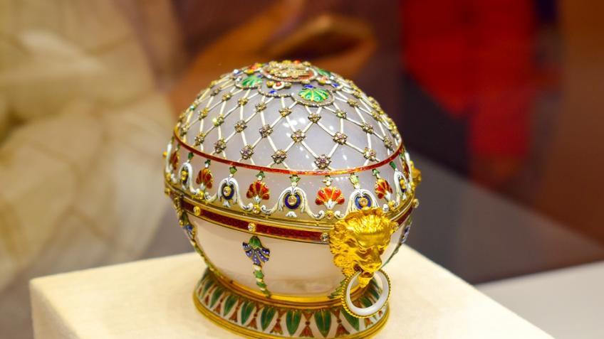 Музей Фаберже расширят засчет замка Нарышкиных