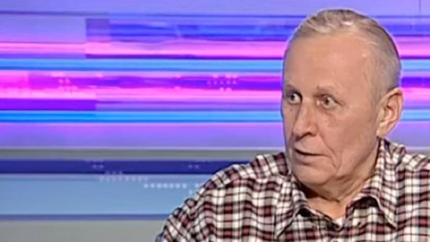 ВПетербурге скончался писатель Олег Стрижак