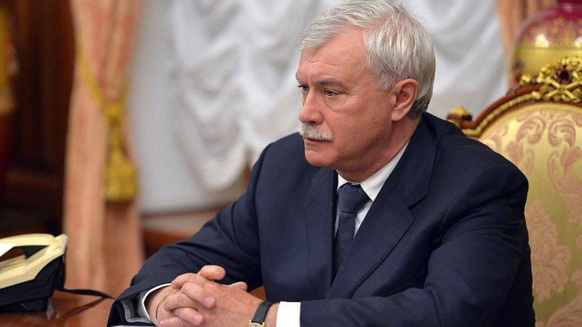 Полтавченко объявил осогласованности крестного хода наНевском