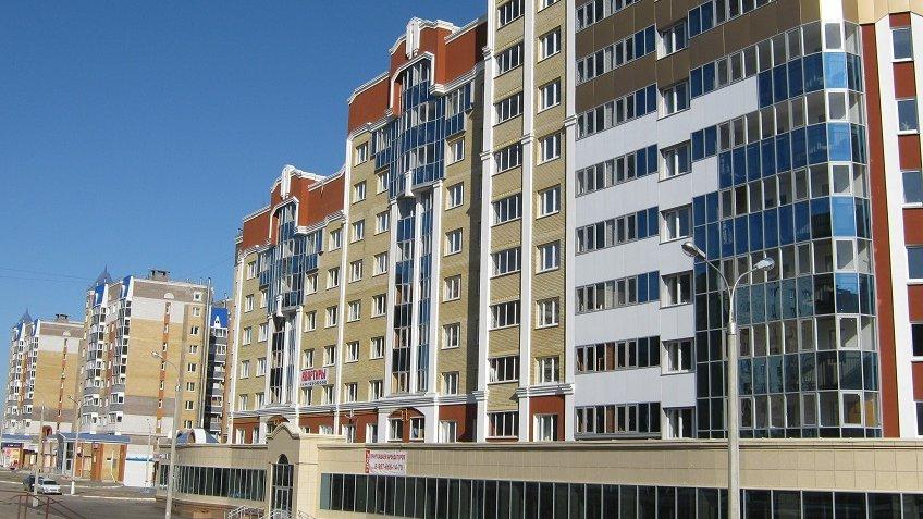 Засентябрь вПетербурге сдали 60 жилых домов