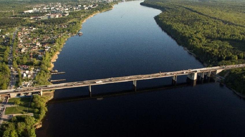 Ладожский мост натрассе «Кола» разведут 16октября