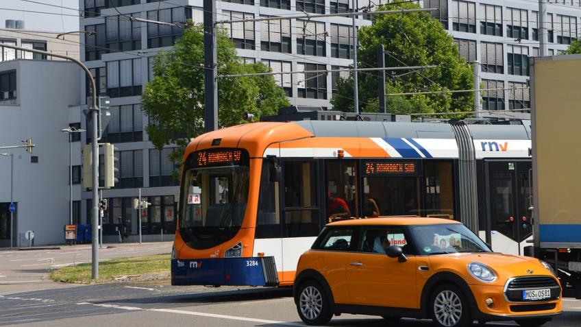 Личный трамвай вКрасногвардейском районе поедет на2 месяца позже, чем планировалось