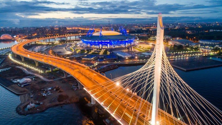 Суд вновь признал легитимным аннулирование контракта настроительство арены «Санкт-Петербург»