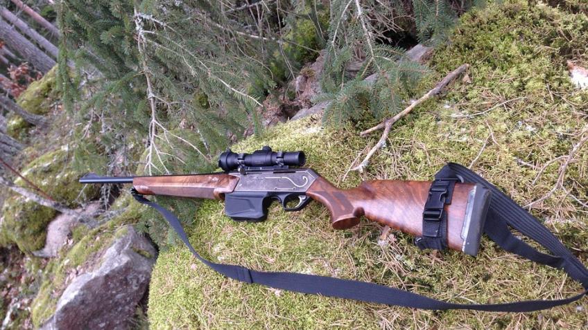 Коллекцию охотничьих карабинов иружей похитили сдачи петербургского предпринимателя