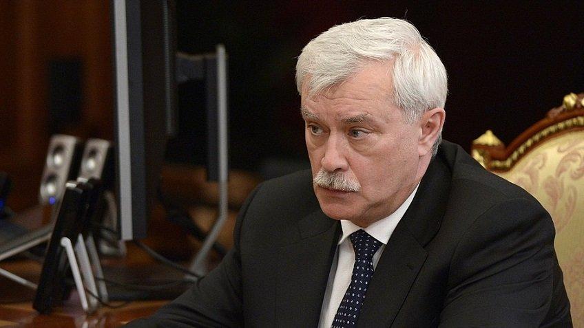 Губернатор Петербурга позвал городских жителей насубботник