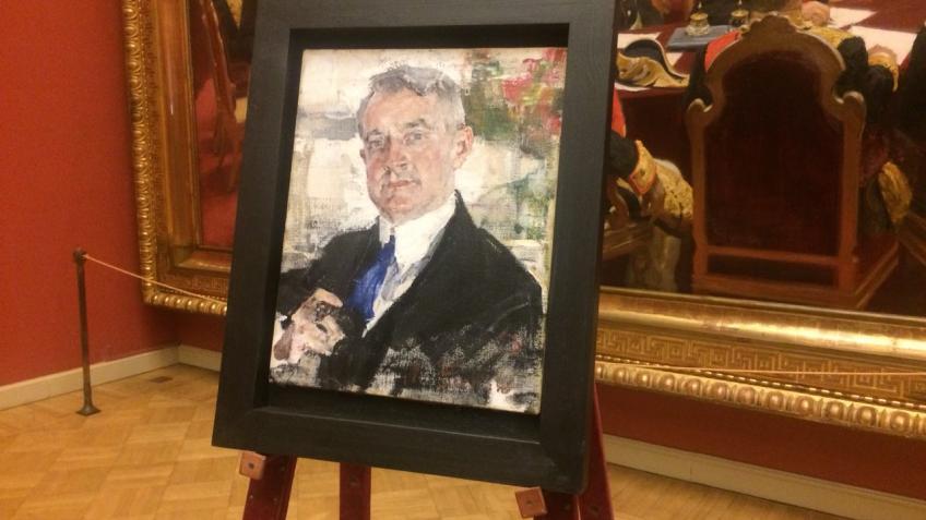 Картина Николая Фешина, которую хотели нелегально вывезти изРФ, передана Русскому музею