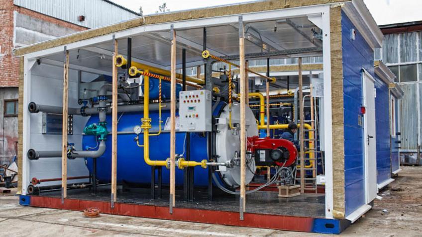 модульные котельные на газе подсоединение к теплосетям