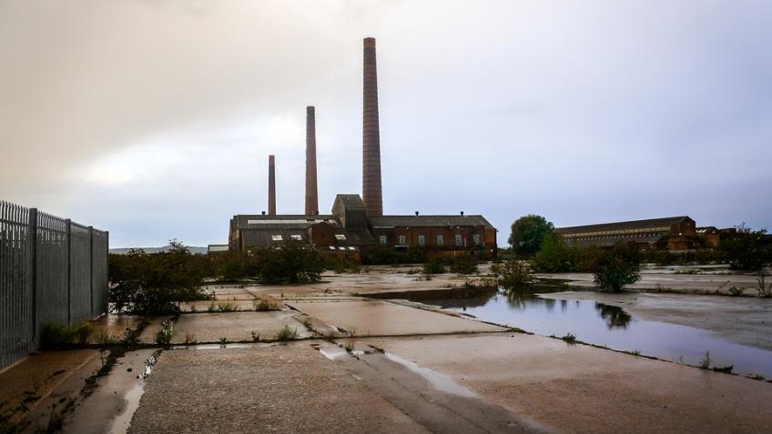 ВСмольном ищут новое место для мусороперерабатывающего завода