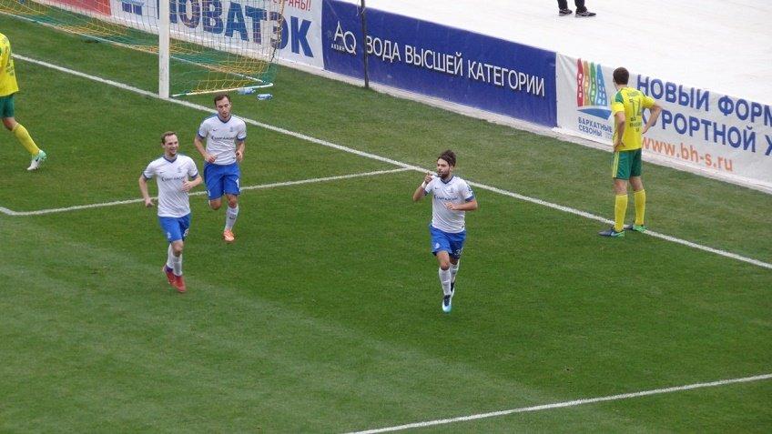 «Динамо СПб» сминимальным счетом обыграло «Кубань»