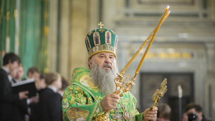 Петербургские прокуроры признали дачный дом митрополита религиозным объектом