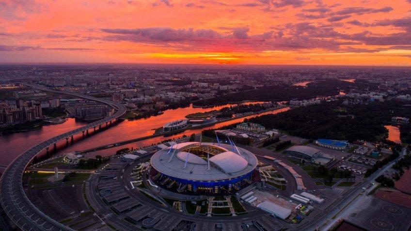 Ради болельщиков матча Россия-Испания вПетербурге продлят работу метро