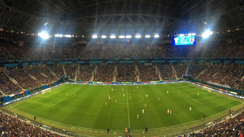 На «Санкт-Петербург Арену» выделили дополнительно 300 млн руб.