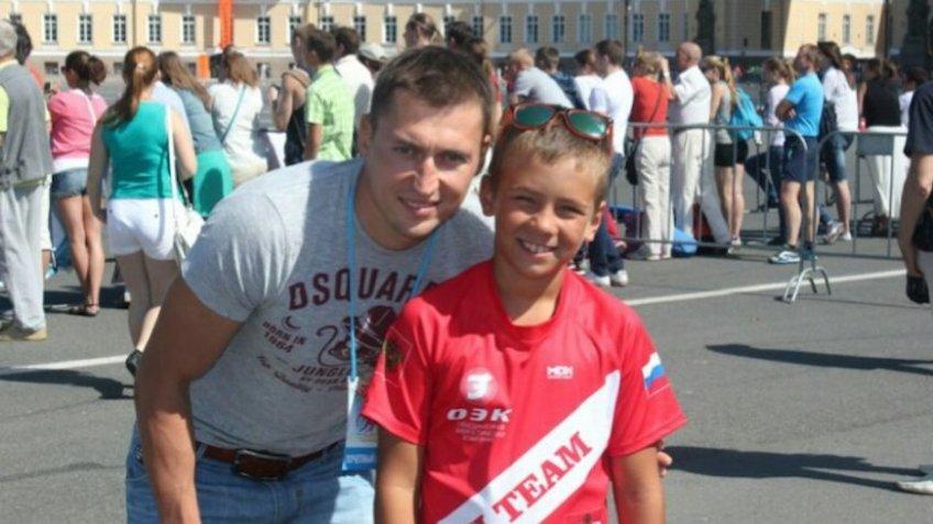 Школьник запустил флешмоб вподдержку сборной Российской Федерации