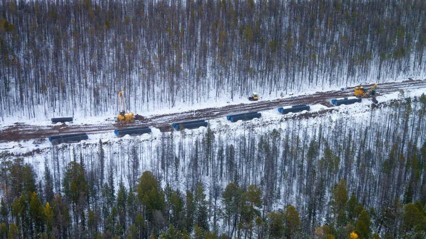 «Газпром» ждет по результатам 2015-го абсолютный рекорд поэкспорту
