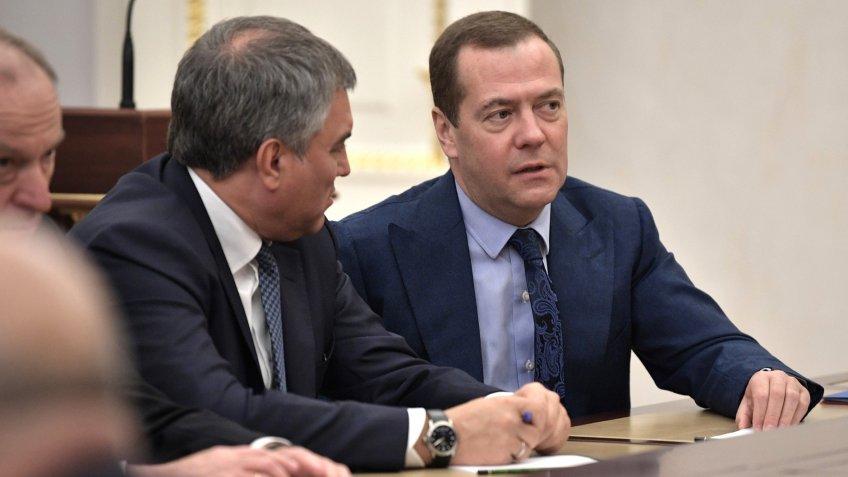 Медведев назвал одну из основных сложностей страны