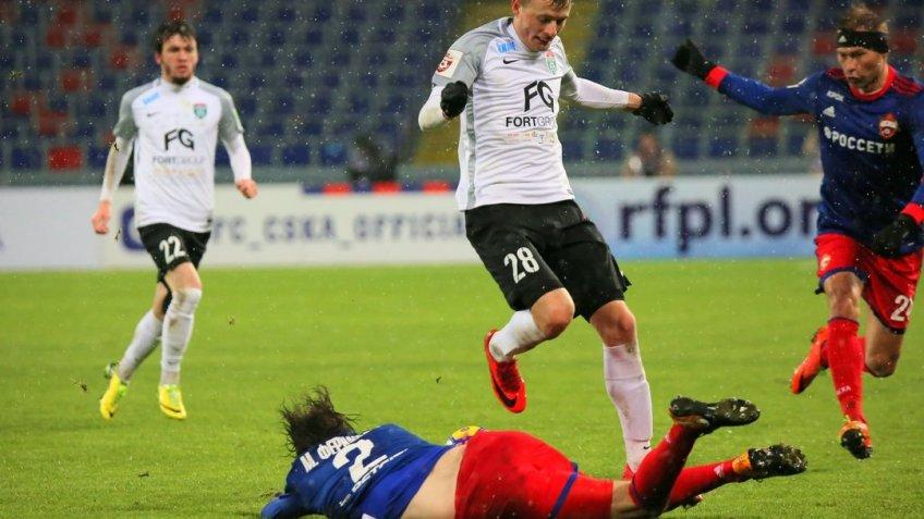 На «ВЭБ Арене» в Москве начался матч 19-го тура РФПЛ ЦСКА – «Тосно»