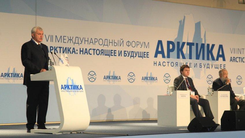 Координировать работу поосвоению Арктики будет особое подразделение в руководстве Петербурга