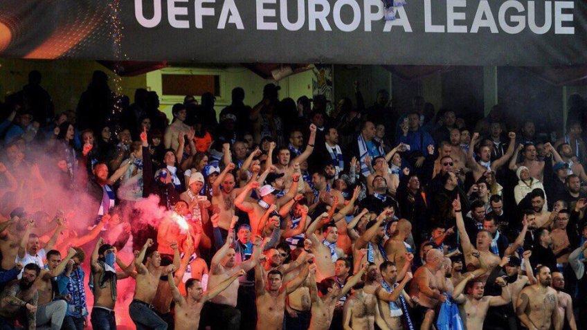 УЕФА наказал «Зенит» частичным закрытием трибун
