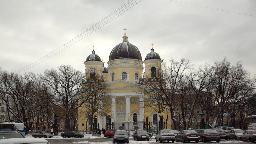 ВПетербурге Спасо-Преображенский храм обновят в 2018-ом