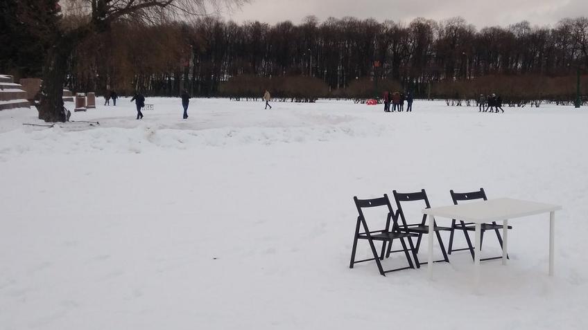 НаМарсовом поле вПетербурге Алексея Навального выдвинули кандидатом впрезиденты