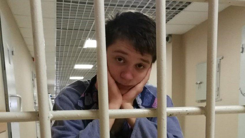 Обвиняемый вэкстремизме курсант академии Можайского остался под арестом еще наполгода