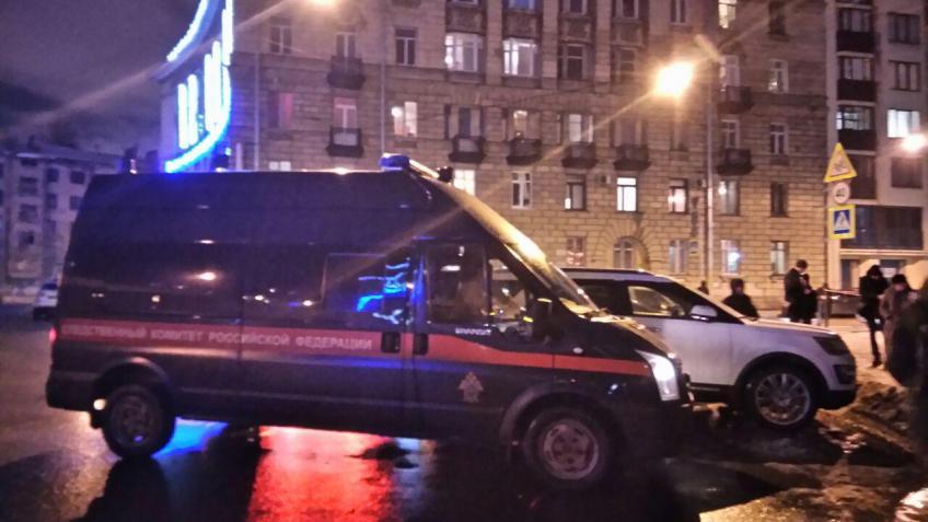 Впетербургском «Перекрестке» прогремел мощнейший взрыв
