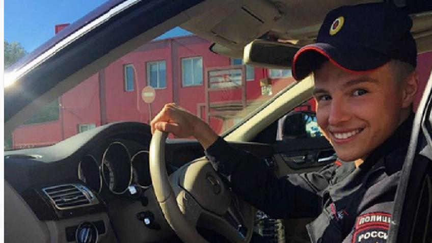 Instagram-звезда изпетербургской милиции уволился после сюжета наПервом