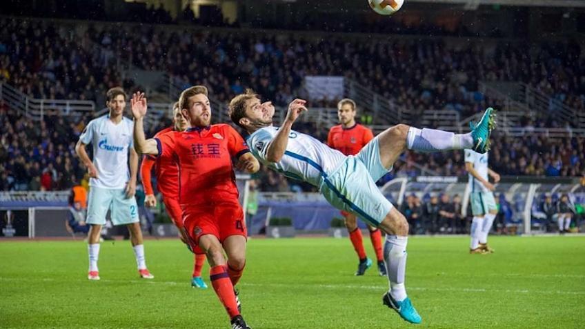Болельщики «Зенита» определили лучший гол команды первой части сезона