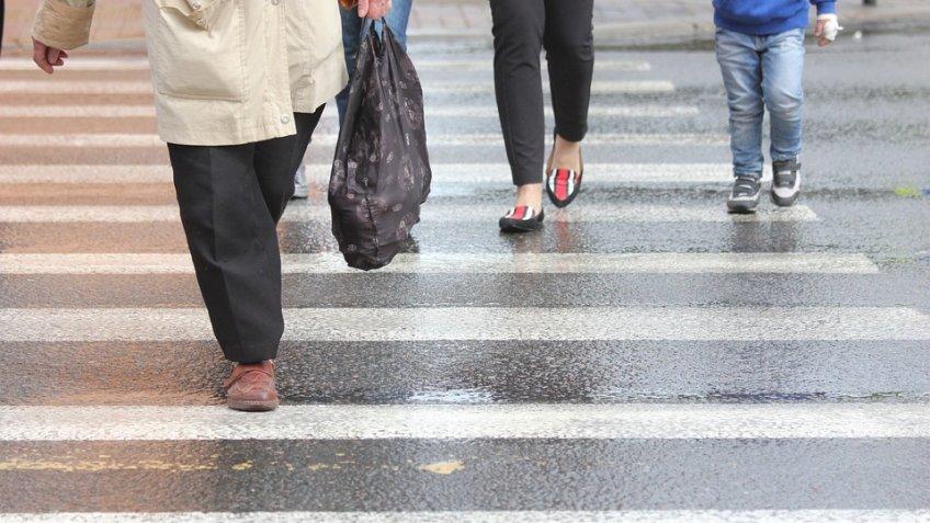 Завосемь дней 2018 года вПетербурге иЛенобласти погибли 11 пешеходов