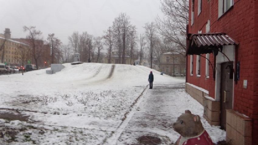 ВПетербурге выставили на реализацию бомбоубежище