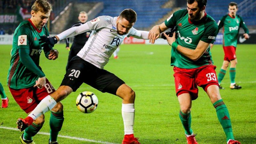 «Зенит» может перехватить Маркова у«Динамо»