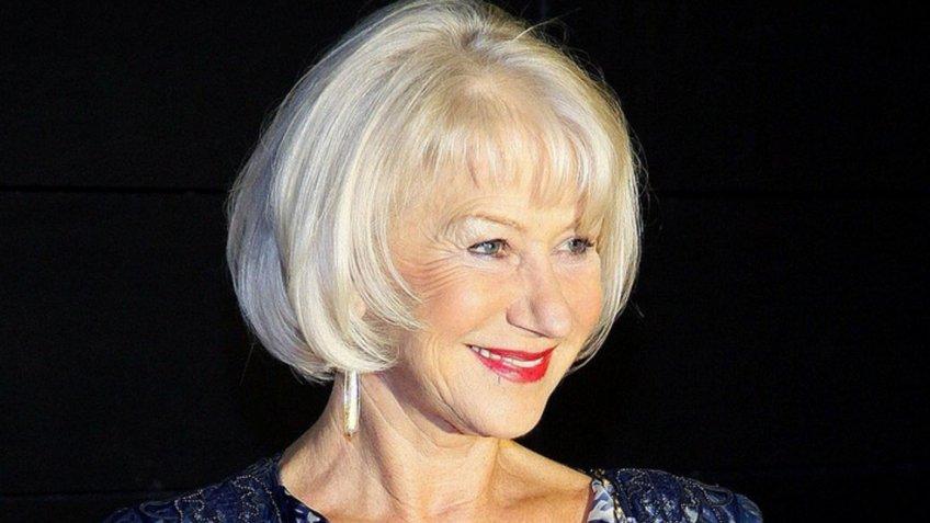 Британская артистка  Хелен Миррен сыграет ЕкатеринуII вновом телесериале