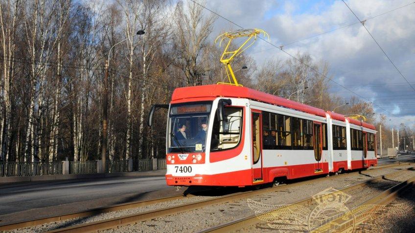 Албин поручил создать план запуска трамвая изКолпино кстанции метро «Южная»